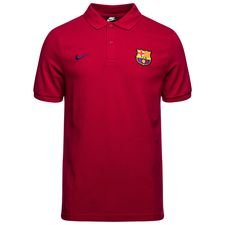 barcelona polo nsw crest - bordeaux/navy - polotrøjer