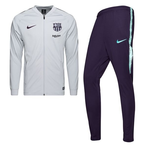 fc022e68a 119.95 EUR. Price is incl. 19% VAT. -30%. Barcelona Tracksuit Dry Squad  Knit - Wolf Grey Purple Dynasty