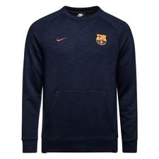 Barcelona Sweatshirt NSW Crew - Navy/Bordeaux