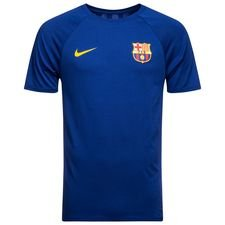 Barcelona T-Shirt Match Dry - Navy