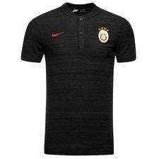 Image of   Galatasaray Polo Authentic Grand Slam - Sort/Rød