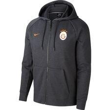 Image of   Galatasaray Hættetrøje NSW FZ - Sort/Grå