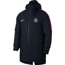 Paris Saint-Germain Jacka Squad - Svart/Rosa