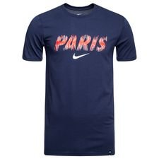 Paris Saint-Germain T-Shirt Preseason Dry - Navy