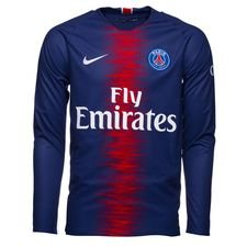 Paris Saint-Germain Hemmatröja 2018/19 L/Ä