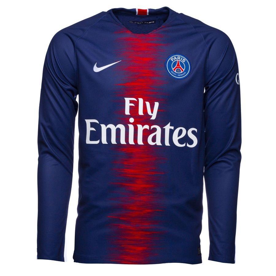 Paris Saint-Germain Maillot Domicile 2018/19 Manches Longues