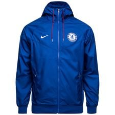 Chelsea Windrunner Woven Authentic - Blå/Vit