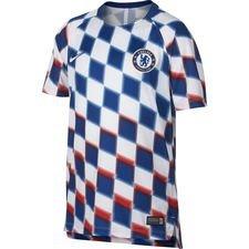 Chelsea Tränings T-Shirt Dry Squad GX 2.0 - Vit/Blå Barn