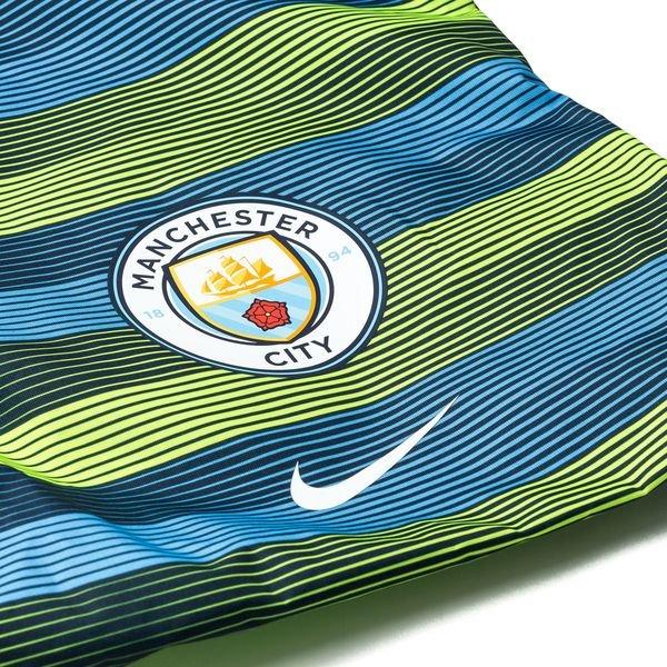 77163f4cdc Manchester City Gym Sack Stadium - Field Blue/Dark Obsidian/White