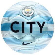 manchester city fodbold prestige - blå/hvid/navy - fodbolde