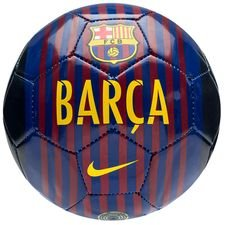 Image of   Barcelona Fodbold Skills - Blå/Guld