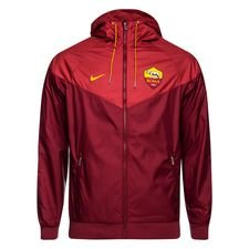 Roma Windrunner Woven Authentic - Bordeaux/Guld
