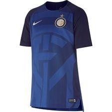 Inter Tränings T-Shirt Dry Squad GX 2.0 - Blå/Navy/Vit Barn