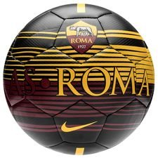 Roma Fotboll Prestige - Svart/Röd/Guld