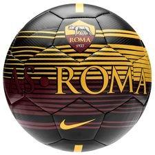 Image of   Roma Fodbold Prestige - Sort/Rød/Guld