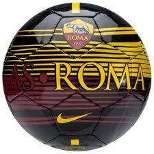 Roma Fodbold Skills - Sort/Rød/Guld