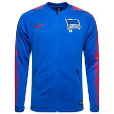 Hertha Berlin Trainingsjas Anthem - Blauw/Rood