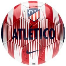 Image of   Atletico Madrid Fodbold Skills - Hvid/Rød/Navy
