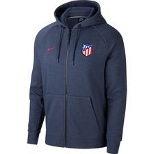 Atletico Madrid Luvtröja NSW FZ - Navy/Röd