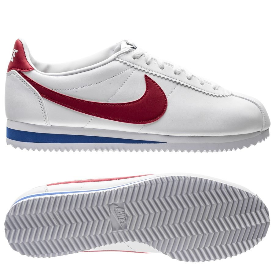 new product 4e2c3 65570 nike classic cortez leather - whitevarsity redvarsity royal women -  sneakers ...