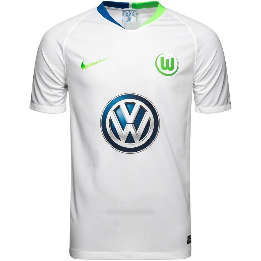 Wolfsburg Udebanetrøje 2018/19