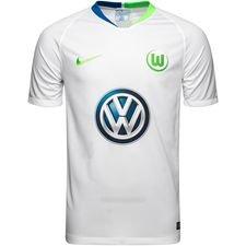 Wolfsburg Bortatröja 2018/19
