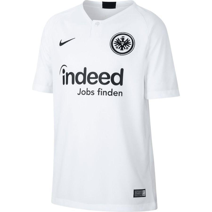 Eintracht Francfort Maillot Extérieur 2018/19 Enfant