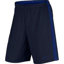 nike shorts dry academy - navy/blå - træningsshorts