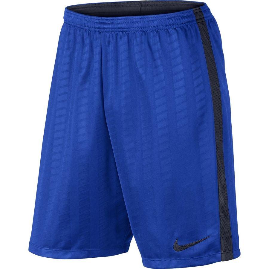 newest collection 144ab 1995b nike shorts dry academy - blå navy - fotbollsshorts ...