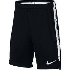 Image of   Nike Shorts Dry Squad 18 - Sort/Hvid Børn