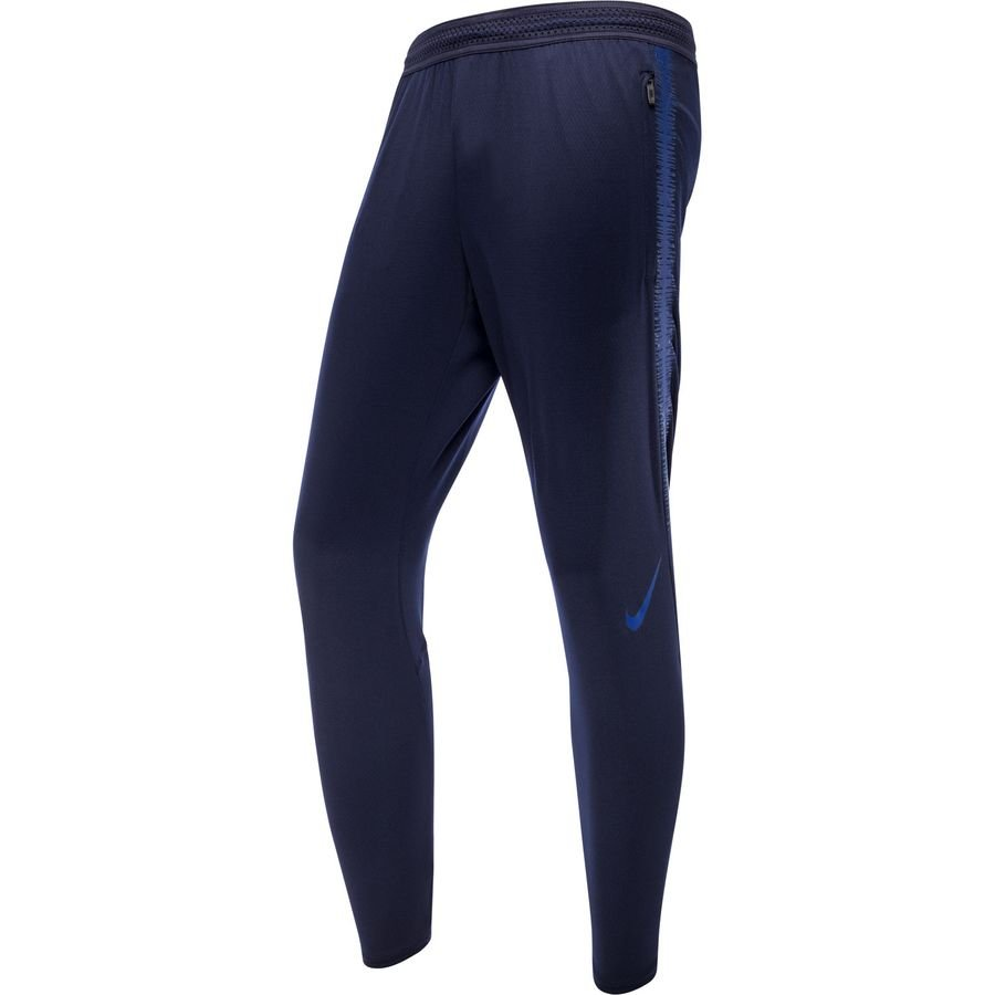 nike träningsbyxor flex strike - blå navy - träningsbyxor ... 7b39a28188e7c