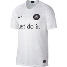 Nike F.C. Training T-Shirt Away Shirt - White/Black PRE-ORDER