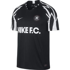 Nike F.C. Training T-Shirt Home Shirt - Black/White