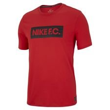 Nike F.C. Training T-Shirt Seasonal - Rot VORBESTELLUNG