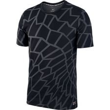 Nike F.C. Training T-Shirt AOP - Black PRE-ORDER