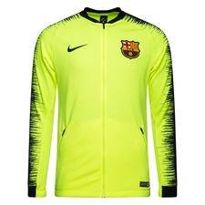 Barcelona Trainingsjas Anthem Neon Navy Kinderen Www Unisportstore Nl