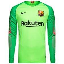 Barcelona Målmandstrøje 2018/19 Grøn