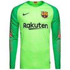 Barcelona Målvaktströja 2018/19 Grön