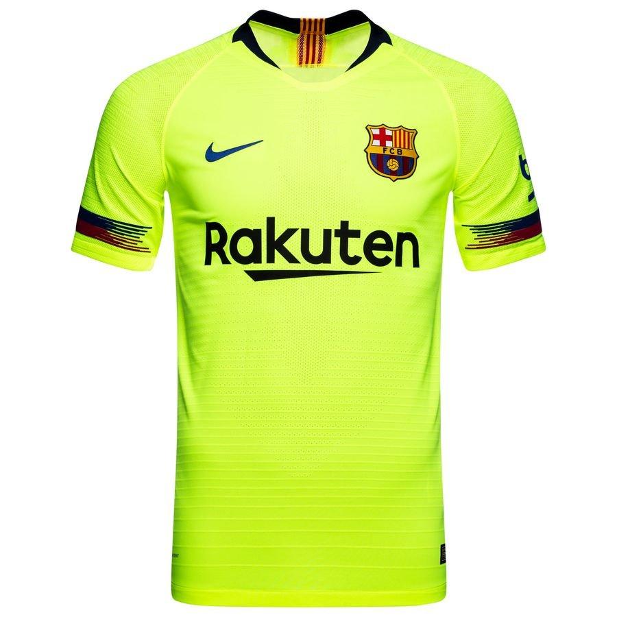 Barcelona Udebanetrøje 2018/19 Vapor