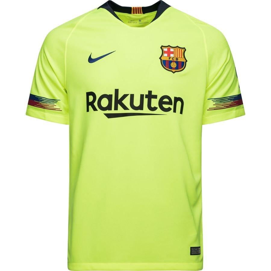 Barcelona Udebanetrøje 2018/19