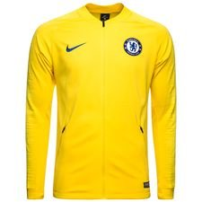 Chelsea Trainingsjas Anthem - Geel/Blauw