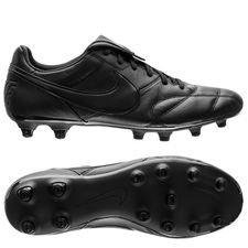 Nike Premier II FG - Musta