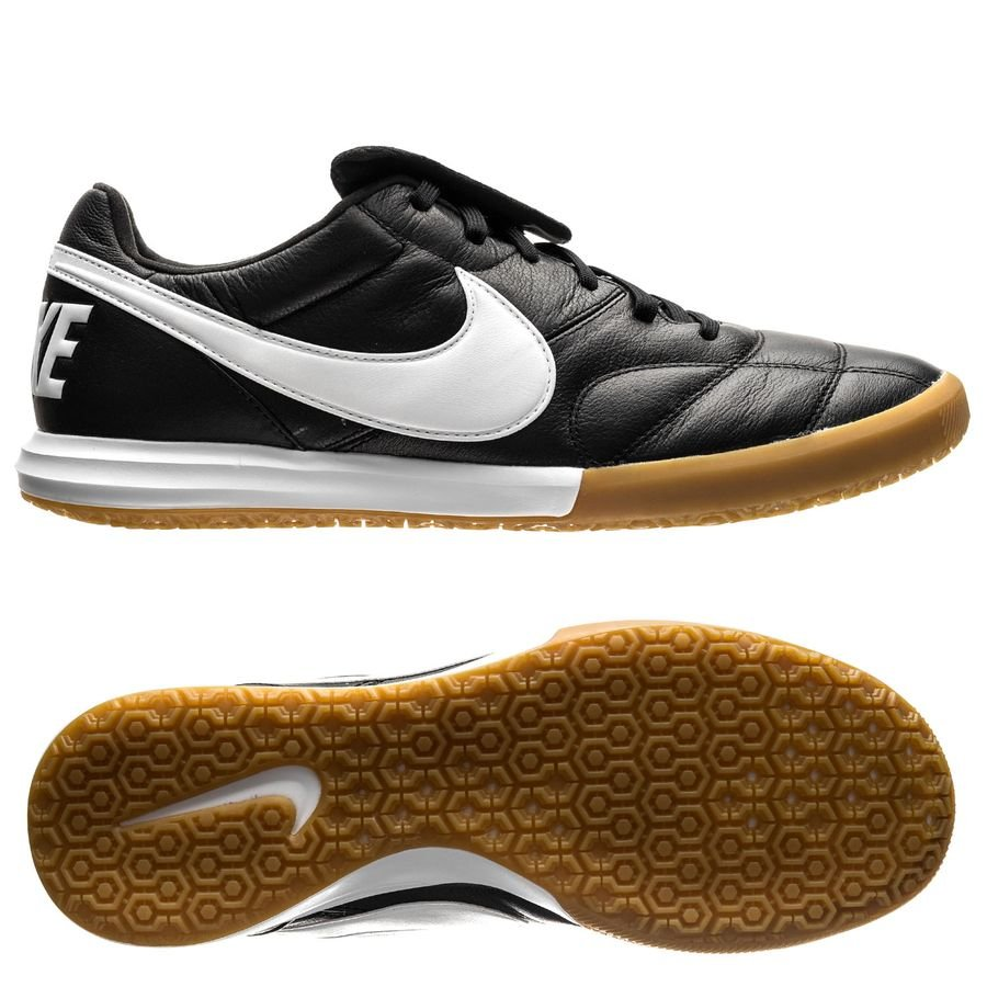 Nike Premier II IC - Noir/Blanc