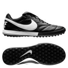Nike Premier II TF - Sort/Hvid