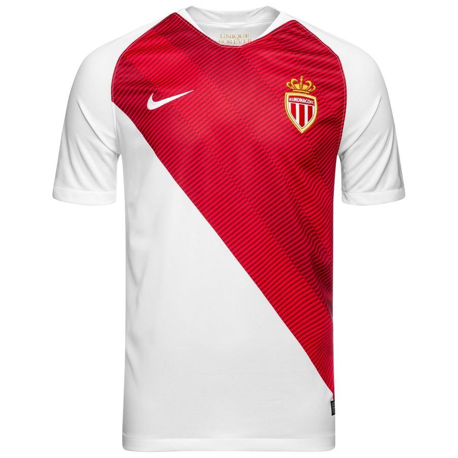 Maillot Domicile AS Monaco de foot