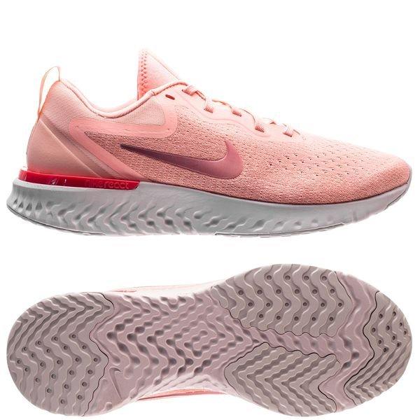 Nike Chaussures de Running Odyssey React Rose Femme