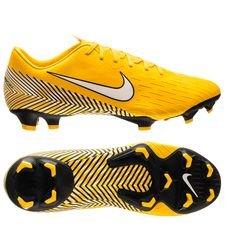 Nike PerformanceVAPOR 12 PRO NJR AGPRO - Moulded stud football boots - amarillo/white/black AZ4jglTGBp
