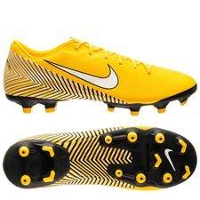 best sneakers ece39 358bc Nike Mercurial Vapor 12 Academy MG NJR Meu Jogo Pack - Gul Vit Svart