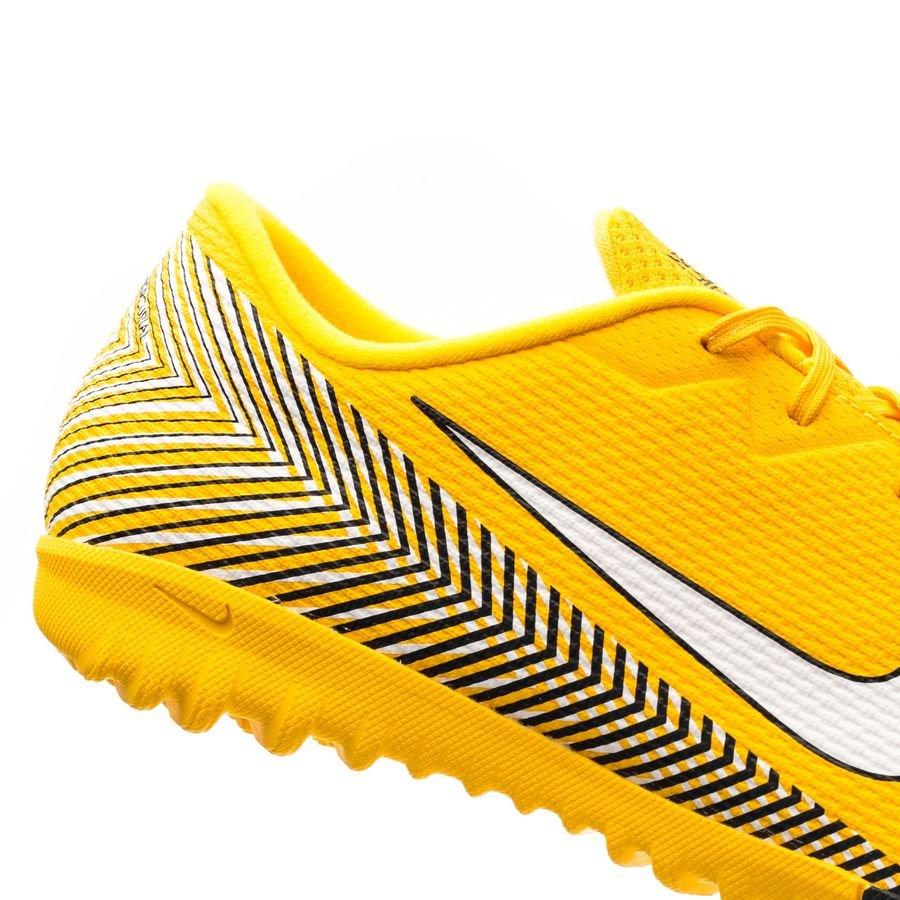 separation shoes b8de0 6eaa6 Nike Mercurial Vapor 12 Academy TF NJR Meu Jogo Pack - Gul Vit Svart    www.unisportstore.se