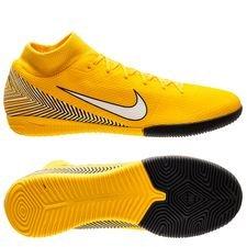 Image of   Nike Mercurial Superfly 6 Academy IC NJR Meu Jogo Pack - Gul/Hvid/Sort